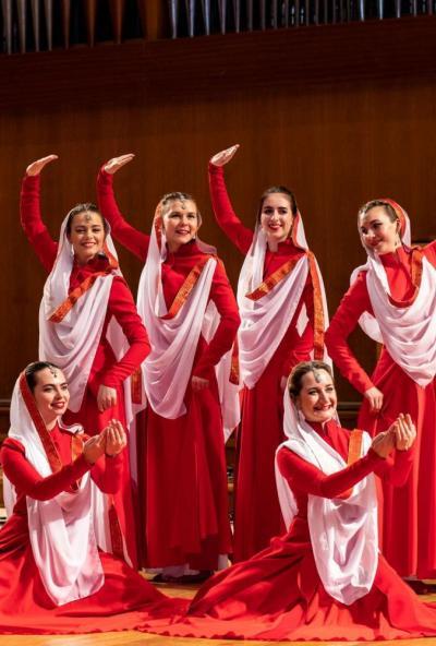 Afisha-go. Афиша мероприятий: Фестиваль индийской классической музыки и танца