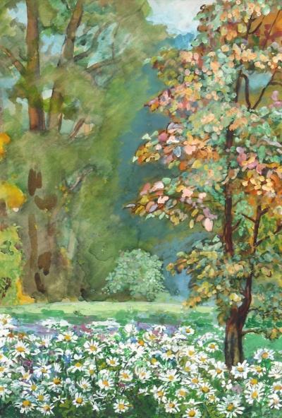 Afisha-go. Афиша мероприятий: Выставка «Осенний пейзаж»
