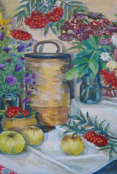 Afisha-go. Афиша мероприятий: Выставка произведений Татьяны Бучельниковой