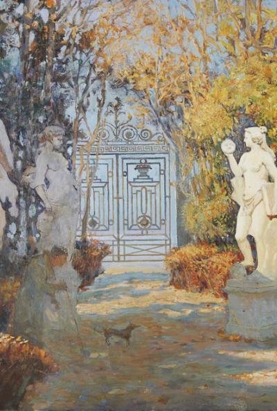 Afisha-go. Афиша мероприятий: Выставка живописи и графики Светланы Лариной