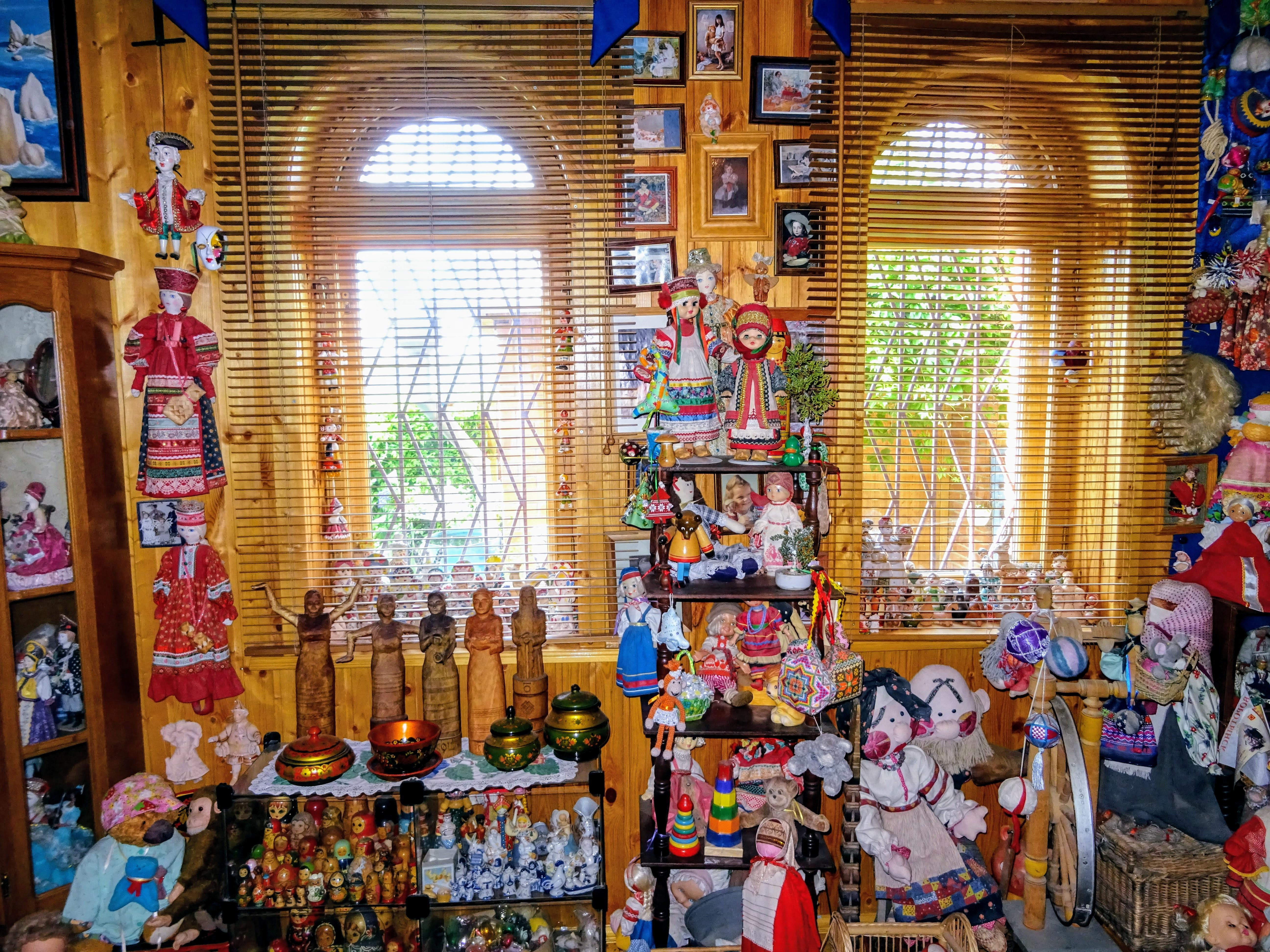 Обнинск. Отдых и развлечения: Музей кукол «Берегиня»