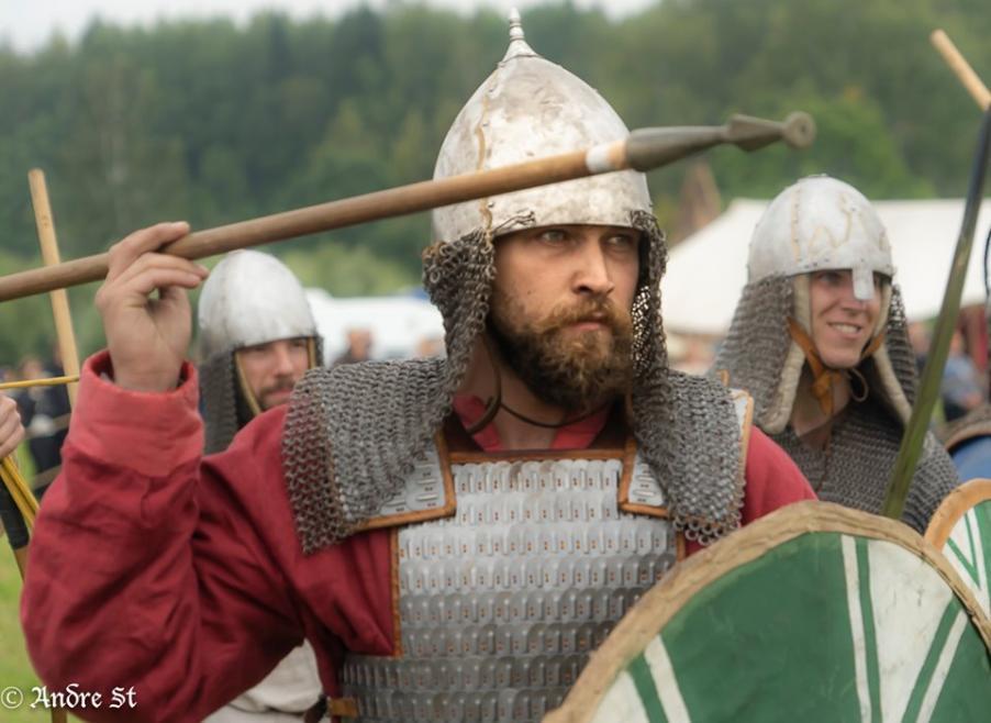 XIII Фестиваль исторических клубов «Воиново поле» состоялся в августе 2019 года в Калужской области