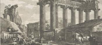 Обнинск. Отдых и развлечения: Архитектурный пейзаж в итальянской гравюре конца XVII - XVIII вв