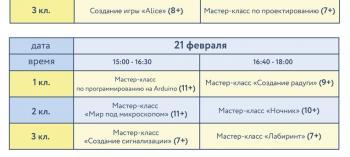Обнинск. Отдых и развлечения: Бесплатные мастер-классы в Технолабе