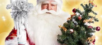 Обнинск. Отдых и развлечения: День рождения Деда Мороза