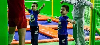 Afisha-go. Афиша мероприятий: Гимнастика и акробатика на батутах - ОТМЕНА!