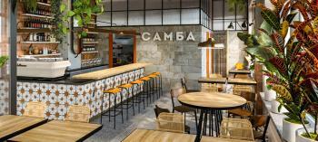 Afisha-go. Афиша мероприятия: Кофейня «Самба»
