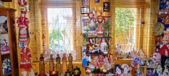 Обнинск. Отдых и развлечения. Афиша мероприятия: Музей кукол «Берегиня»
