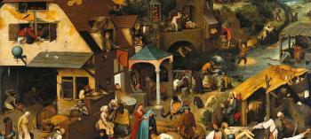 Afisha-go. Афиша мероприятий: Онлайн-лекция «Искусство гениев. Питер Брейгель: загадки картин»