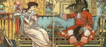 Afisha-go. Афиша мероприятий: Онлайн-лекция «Сказки для взрослых vs сказки для детей: XIX век»