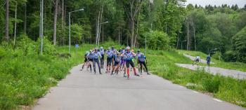 Обнинск. Отдых и развлечения: Открытые соревнования по лыжероллерам