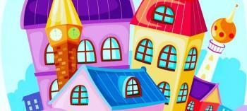 Afisha-go. Афиша мероприятий: Программа для детей «Нарисуй город мечты»