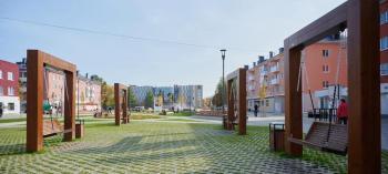 Afisha-go. Афиша мероприятия: Сквер на ул. Лейпунского