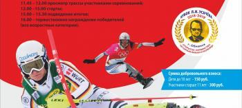 Afisha-go. Афиша мероприятий: Соревнования по горным лыжам и сноуборду