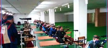 Afisha-go. Афиша мероприятия: Специализированный зал пулевой стрельбы