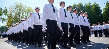 Afisha-go. Афиша мероприятий: Строевая прогулка личного состава ВУНЦ ВМФ