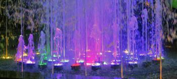 Afisha-go. Афиша мероприятий: Светомузыкальное представление на фонтане