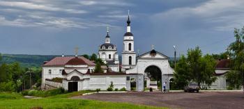 Afisha-go. Афиша мероприятия: Свято-Никольский Черноостровский монастырь
