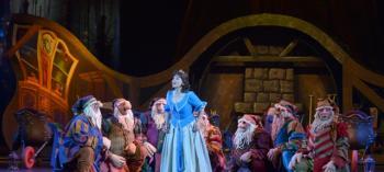 Afisha-go. Афиша мероприятий: Трансляция оперетты-сказки «Белоснежка»