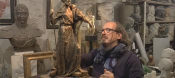 Afisha-go. Афиша мероприятий: Встреча со скульптором Селивановым В.Н.