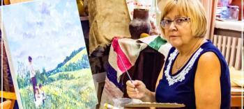Afisha-go. Афиша мероприятий: Выставка Елены Казанцевой «Созерцание»