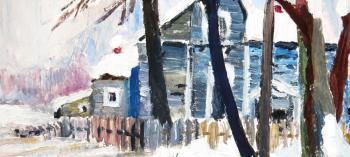 Afisha-go. Афиша мероприятий: Выставка живописи и графики Ирины Куприяновой «Мгновение»
