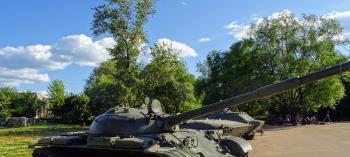 Обнинск. Отдых и развлечения. Афиша мероприятия: Экспозиция «Военная техника» в Малоярославце